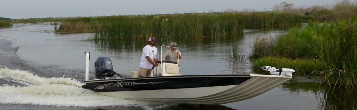 Southern Fishing Boats - L&M Marine has the largest selection of pontoon boats and aluminum boats on the Gulf Coast.